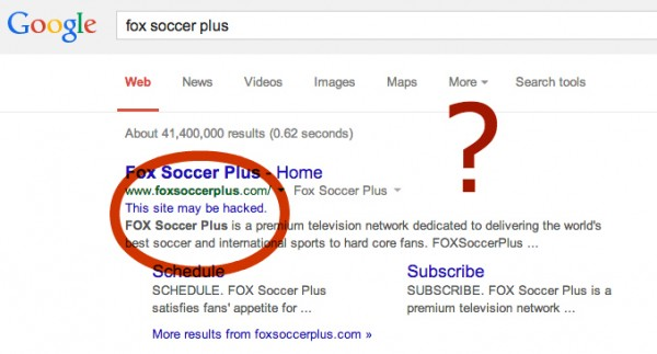 fox soccer plus screenshot 600x323 FOX Soccer Plus Has Become Completely Irrelevant to Soccer Fans