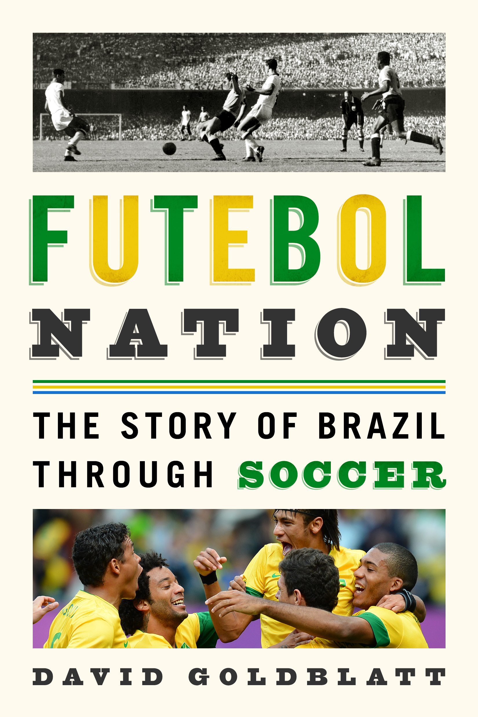 Review of Futebol Nation Book By Author David Goldblatt