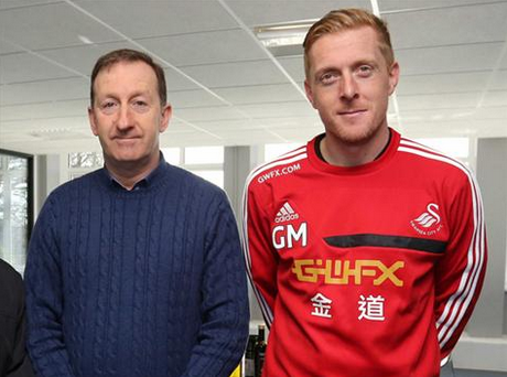 garry monk Why Swansea Citys Decision to Appoint Garry Monk As Manager Is a Wise One