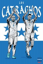 honduras2 150x225 View World Cup Posters For All 32 Teams At Brazil 2014 From ESPN