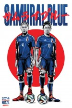 japan world cup poster espn 150x224 View World Cup Posters For All 32 Teams At Brazil 2014 From ESPN