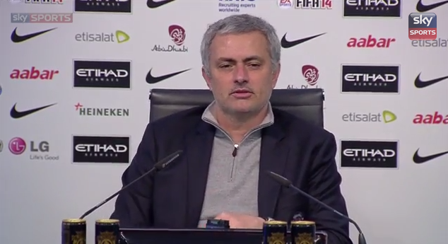 jose mourinho WATCH Sky Sports Favorite Quotes of the 2013/14 Premier League Season [VIDEO]