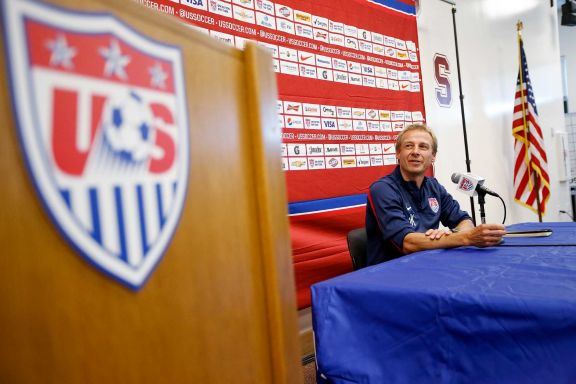 klinsmann Jurgen Klinsmann Says Landon Donovan Step Behind USMNT Players In Certain Areas