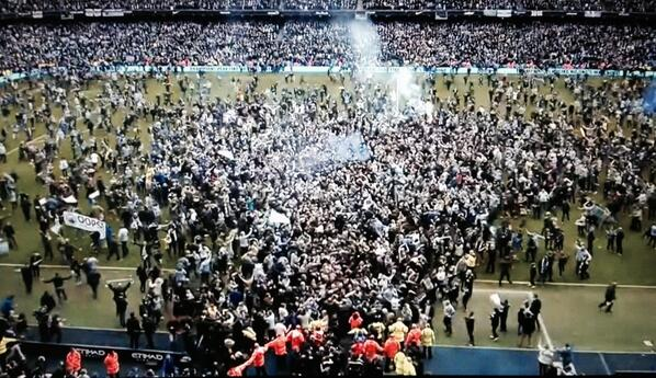 manchester city1 Manchester City Win 2013/14 Premier League Title