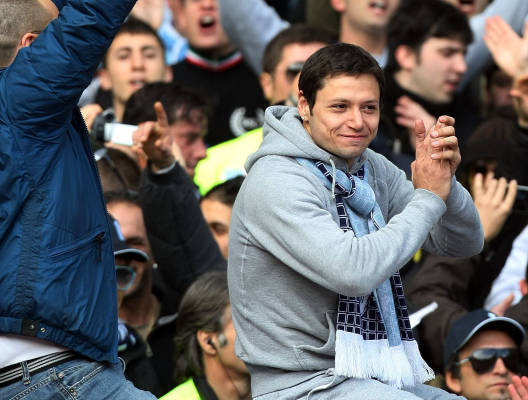 West Ham United to Sign Argentine Striker Mauro Zarate On 3-Year Deal
