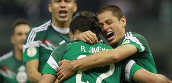 mexico team 600x291 Mexico Goes Into the World Cup Facing a Lot of Uncertainty