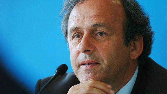 Michel Platini's candidacy for FIFA President hurt by connections to Qatar