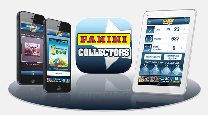 Download the Panini Collectors App to Organize Your World Cup Sticker Collection