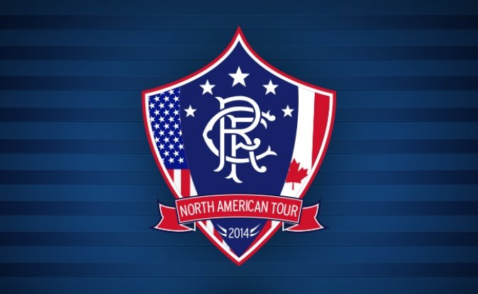 Rangers Football Club Schedule Friendlies in United States ...