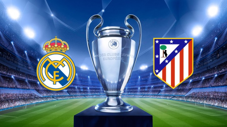 Atletico Madrid Real Madrid Champions League