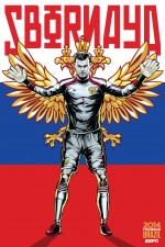 russia world cup poster espn 150x225 View World Cup Posters For All 32 Teams At Brazil 2014 From ESPN