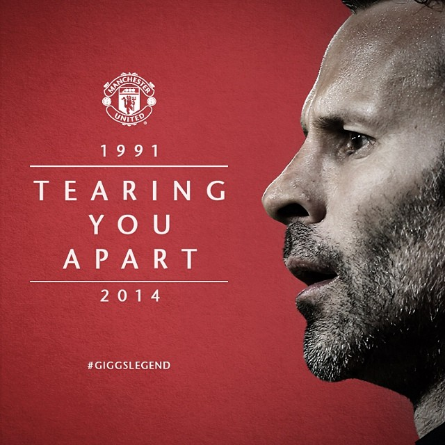 Ryan Giggs Thank You Letter to Manchester United Fans Gives a Taste of What is to Come
