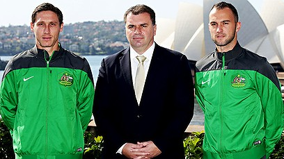 socceroos2 Australia Unveils Its 30 Man Provisional Squad For World Cup 2014