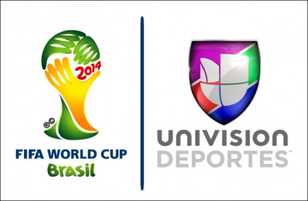 univision world cup1 600x392 Univisions 12 Hours of Live World Cup Coverage Including Closing Ceremony Begins at 11am ET
