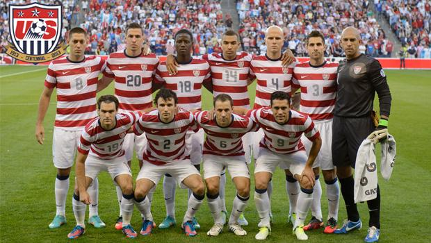 usmnt team USMNT Head Coach Jurgen Klinsmann Announces 30 Man Roster for World Cup 2014