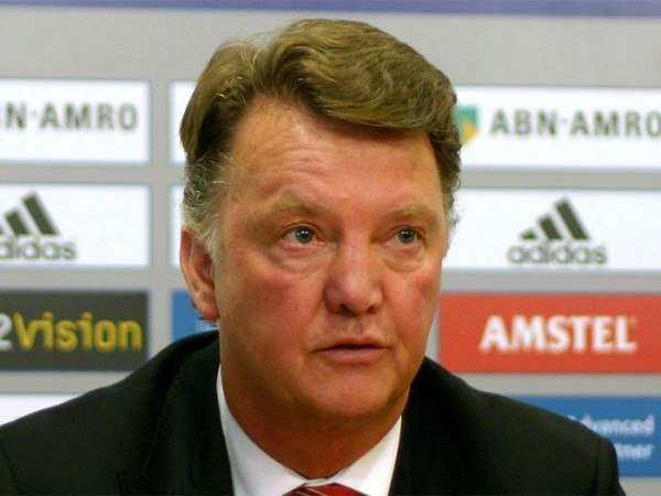 van gaal 600x450 Louis van Gaal Says He Would Love to be Manchester United Manager