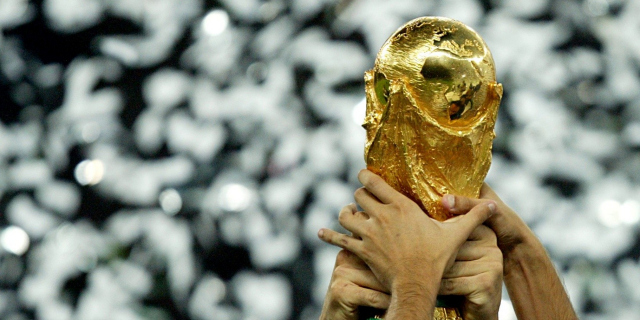 world cup trophy World Cup Round of 16 Preview