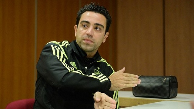 Barcelona Must Pass The Torch From Xavi To Cesc Fabregas
