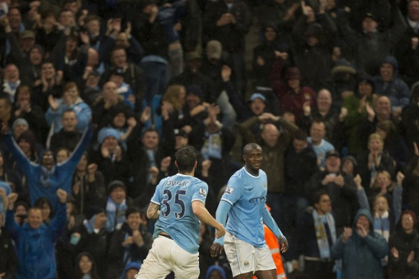 yaya toure 600x400 Yaya Toure Underappreciated Due to Racism In Sport, Claims Agent