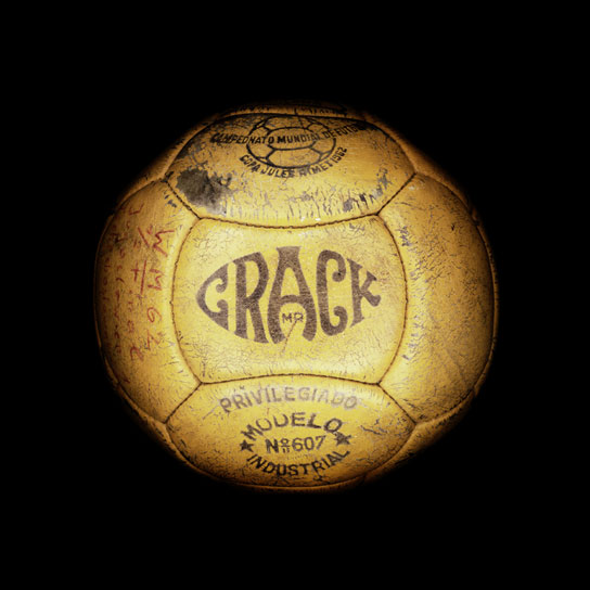 09 1962 World Cup MR Crack View a Gallery of Soccer Balls Used by FIFA Since the First World Cup in 1930