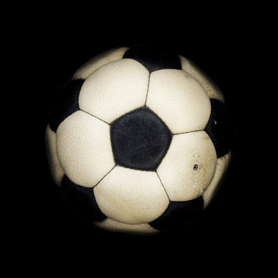 11 1970 World Cup Telstar View a Gallery of Soccer Balls Used by FIFA Since the First World Cup in 1930