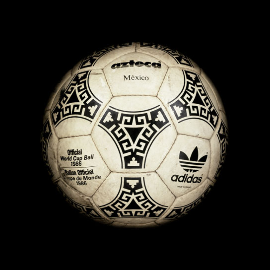 17 1986 World Cup Azteca Mexico View a Gallery of Soccer Balls Used by FIFA Since the First World Cup in 1930