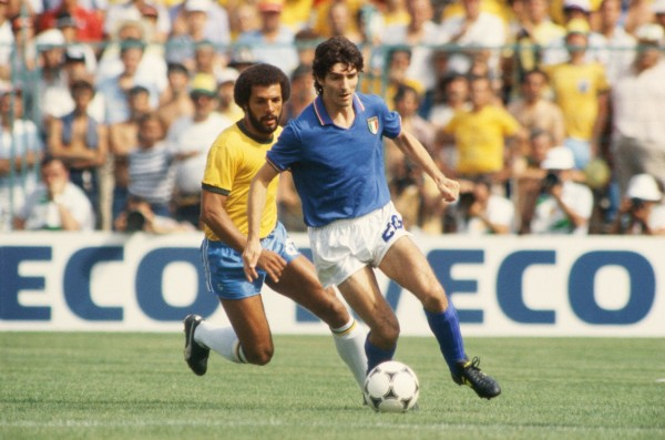 2 Rossi 600x397 Most Exciting World Cup Moments: Number 2 – Paolo Rossi's Remarkable Renaissance [VIDEO]