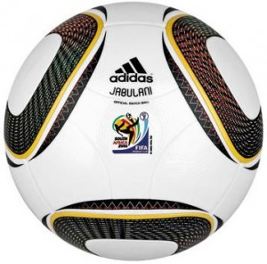 2010 World Cup - Jabulani