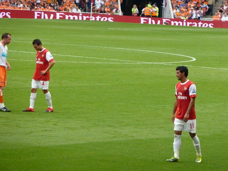 Mexican Striker Carlos Vela Could Return to Arsenal Next Season