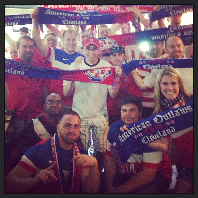 Interview With Chris Morris, President of The American Outlaws Cleveland Chapter