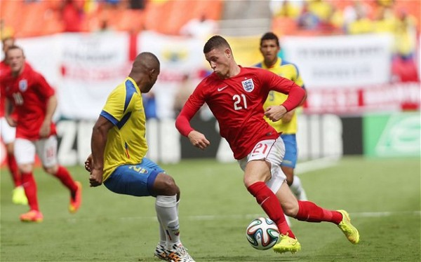 Barkley 600x374 Why Dropping Wayne Rooney Would Be Englands Best Chance Of Beating Italy