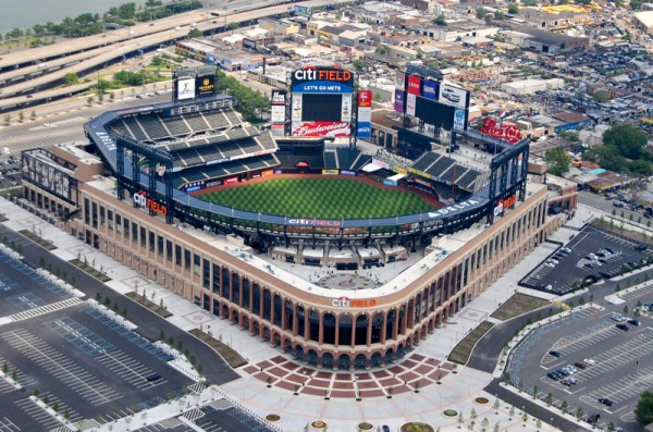 Citi Field 600x397 Tickets Available for A.C. Milan vs Olympiacos in New Yorks Citi Field