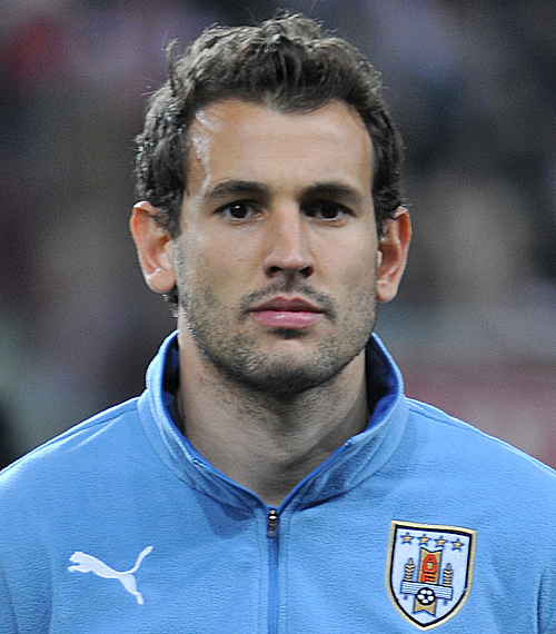 Cristian Stuani Top 5 Uruguay Players To Watch in the World Cup