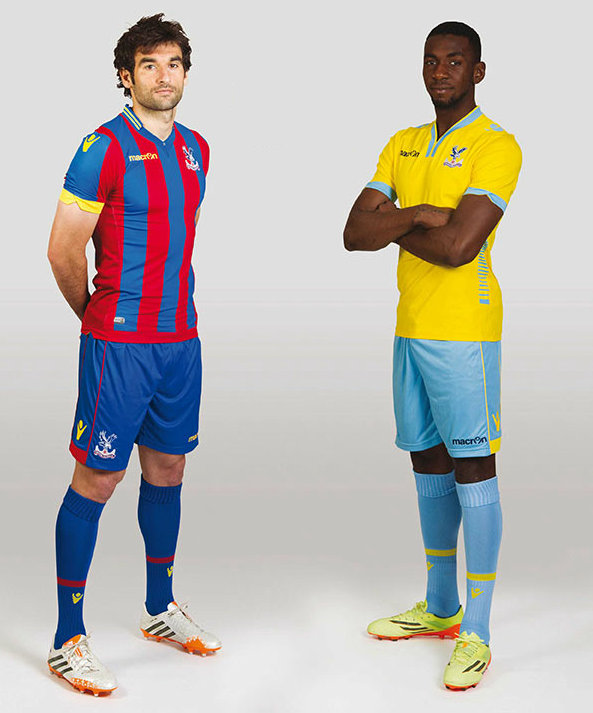 Crystal Palace 14-15 Kits