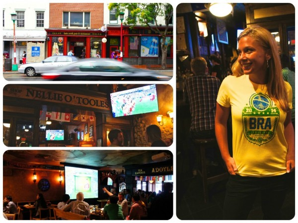 Fado pub 600x450 Where To Watch World Cup Games In Washington, DC