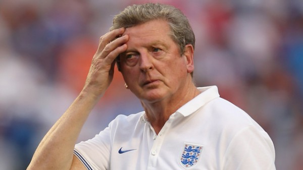 Hodgson 600x337 Why Dropping Wayne Rooney Would Be Englands Best Chance Of Beating Italy