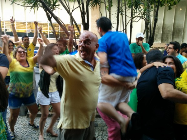 IMG 20140628 155552 600x450 Travels In Brazil: How I Became Brazils Good Luck Charm Against Chile in the World Cup