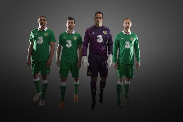 Ireland 2014 Home Kit 600x400 7 Candidates For Irelands Starting Left Back Position