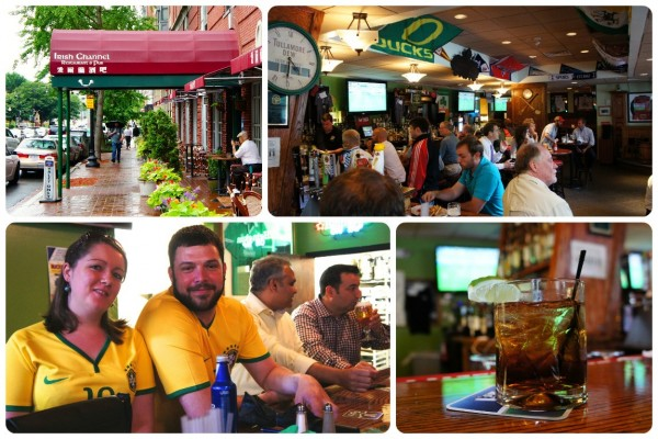 Irich Channel pub 600x400 Where To Watch World Cup Games In Washington, DC