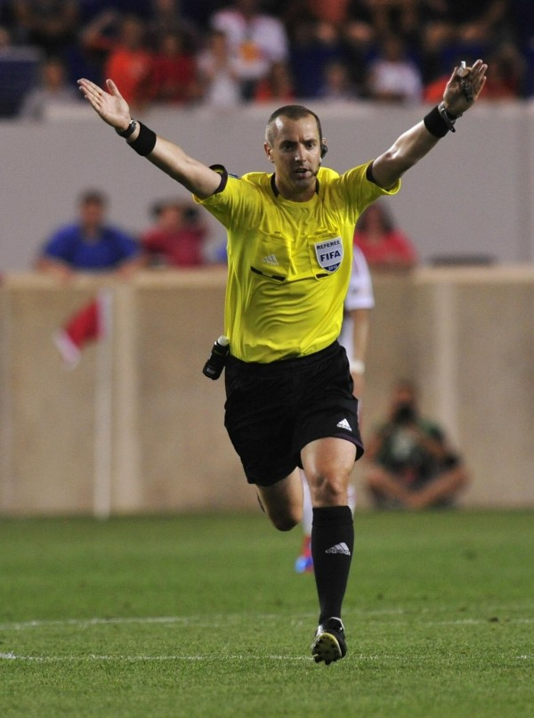 Mark Geiger 600x806 Mark Geiger, American Referee, Excelling at World Cup