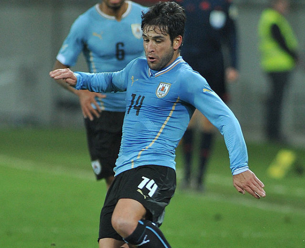 Nicolás Lodeiro Top 5 Uruguay Players To Watch in the World Cup