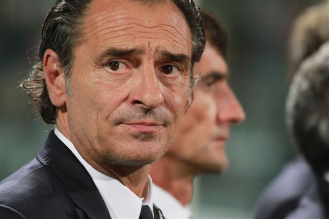 Italy Manager Cesare Prandelli's Resignation Does Not Solve Team's Woes