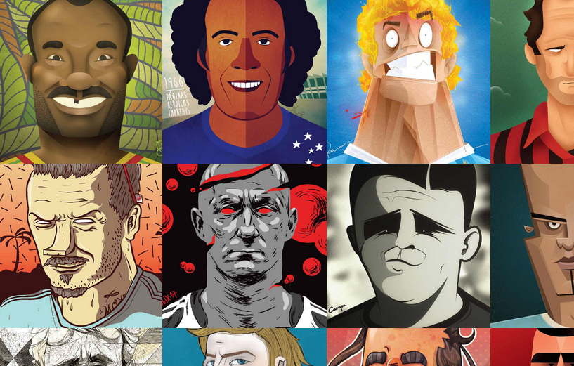 Kampion: A New Competitive Card Game Featuring Famous Soccer Players Now Available For Download