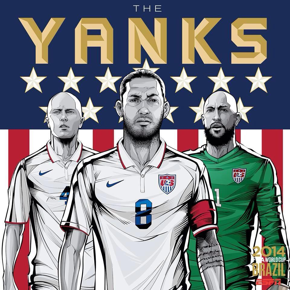 Support For USA World Cup Team Growing In England After 3
