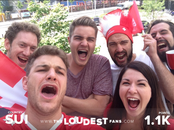 The Loudest Fans 1 600x450 Help Determine Which Country Has The World Cup's Best Fans With Layzapp