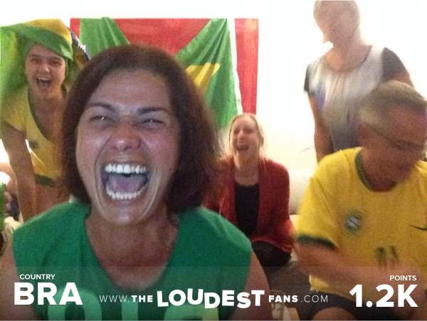 The Loudest Fans 2 600x451 Help Determine Which Country Has The World Cup's Best Fans With Layzapp