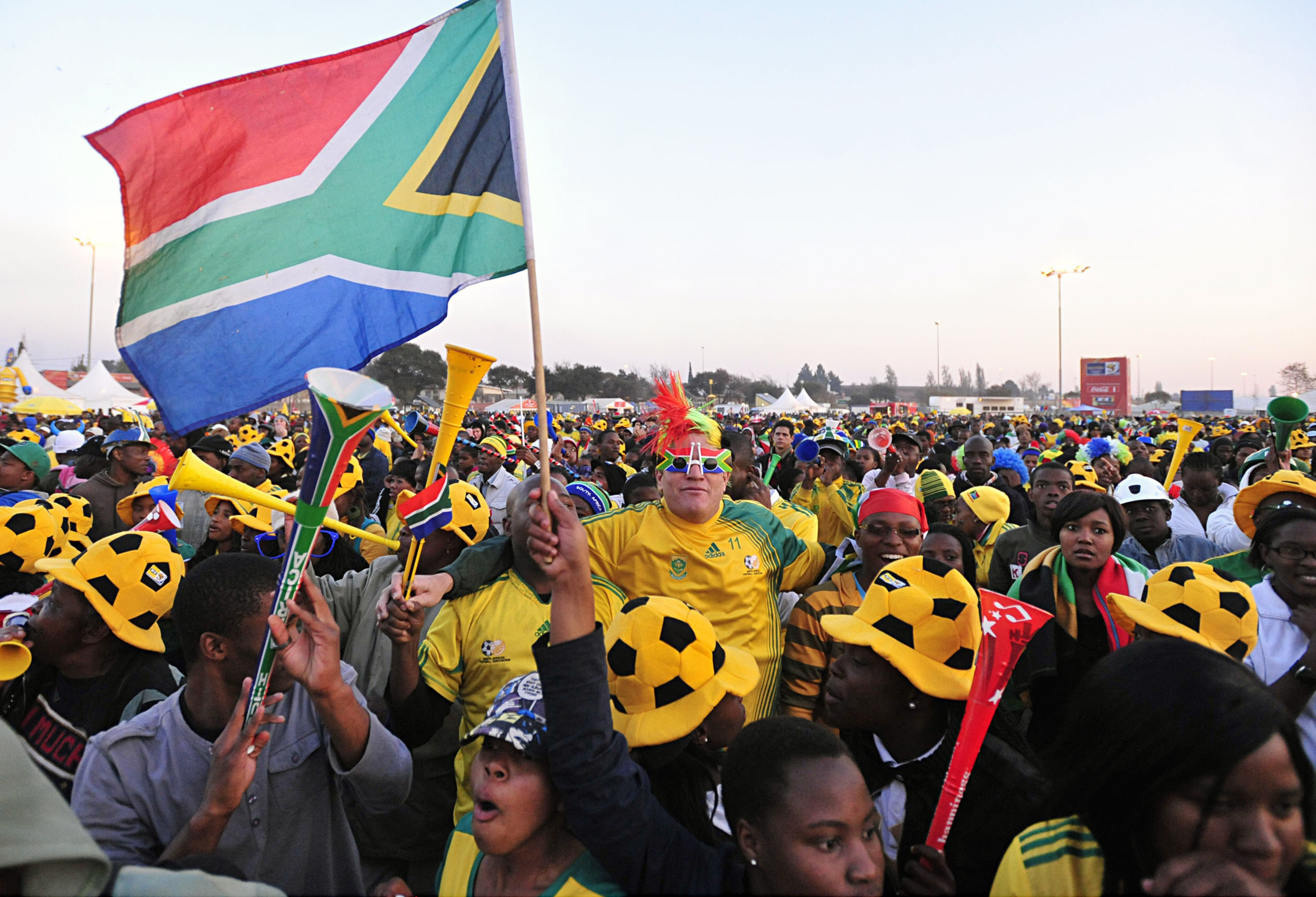 Four Years On, South Africa's World Cup Has Failed to Live Up to Promises