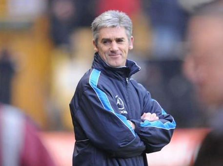 alan irvine West Bromwich Albion Name Alan Irvine Manager After Tim Sherwood Turns Down Job