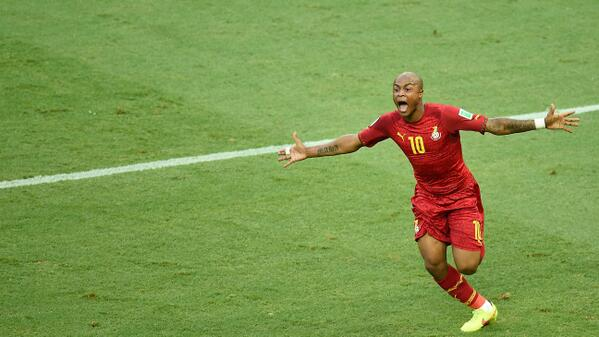 andre ayew Ghana Will Defeat Portugal As Long As The Black Stars Arent Arrogant