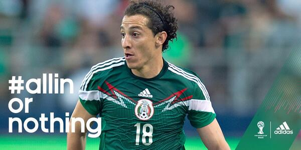andres guardado Mexico And Andres Guardado: The Ups And Downs of El Tri And Its Forgotten Star